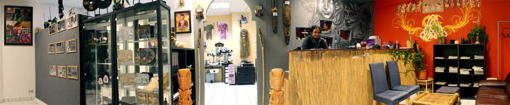 AS-Tattoo Gallery in Obertshausen, Germany